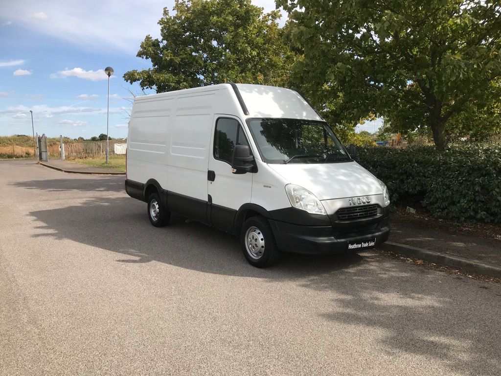 IVECO DAILY Panel Van 2.3 TD 35S13V 3520 H2 4dr