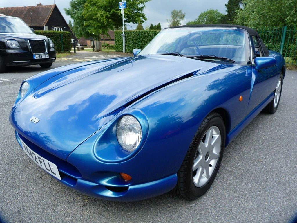 TVR CHIMAERA Convertible 5.0 HC 2dr