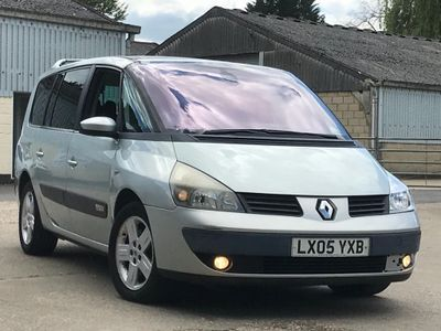 RENAULT GRAND ESPACE MPV 2.2 dCi Expression 5dr