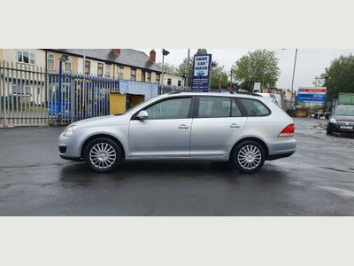 VOLKSWAGEN GOLF Estate 1.9 TDI S 5dr