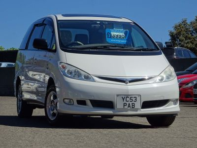 TOYOTA ESTIMA MPV {Edition unlisted}