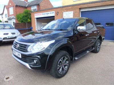 FIAT FULLBACK Pickup 2.4 D LX Double Cab Pickup Auto 4WD 4dr
