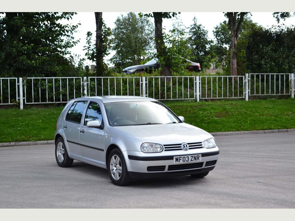 VOLKSWAGEN GOLF Hatchback 1.4 Match 5dr