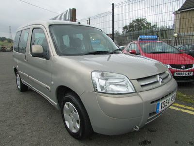 CITROEN BERLINGO MPV 1.9 D Forte Multispace 5dr