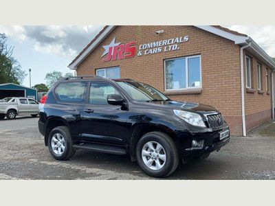 TOYOTA LAND CRUISER Unlisted