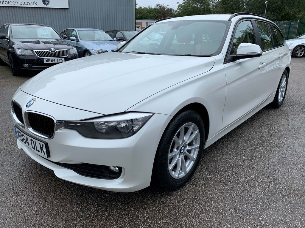 BMW 3 SERIES Estate 2.0 320d EfficientDynamics Business Edition Touring (s/s) 5dr