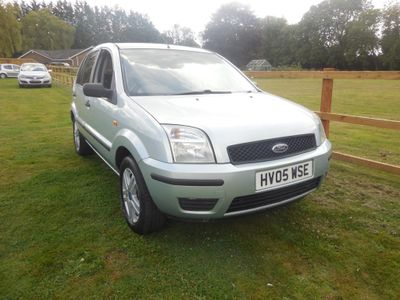 FORD FUSION Hatchback 1.4 City 5dr