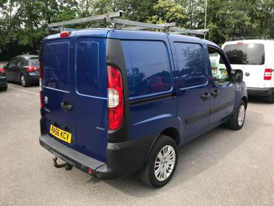FIAT DOBLO Other 1.9 JTD MultiJet SX Panel Van 4dr