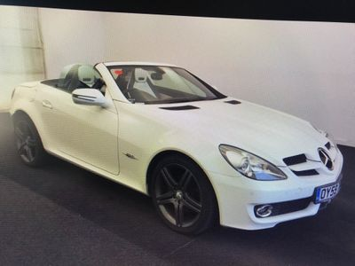 MERCEDES-BENZ SLK Convertible 1.8 SLK200K 2LOOK Edition 2dr