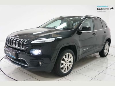 JEEP CHEROKEE SUV 2.0 CRD Limited 4WD (s/s) 5dr