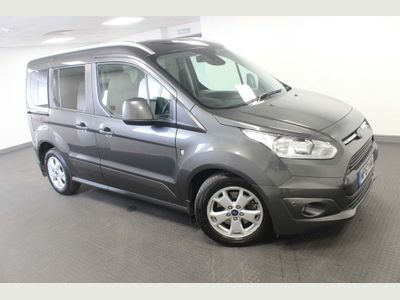 FORD TOURNEO CONNECT MPV 1.5 TDCi Titanium Powershift (s/s) 5dr