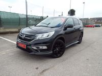HONDA CR-V SUV 1.6 i-DTEC Black Edition 4x4 5dr