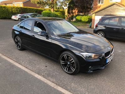 BMW 3 SERIES Saloon 1.6 320i EfficientDynamics (s/s) 4dr