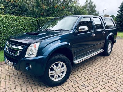 ISUZU RODEO Pickup 3.0 CRD Denver Crewcab Pickup 4dr