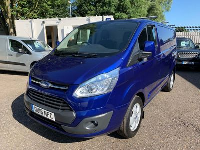 FORD TRANSIT CUSTOM Other 2.2 TDCi 270 L1H1 Limited Panel Van 5dr