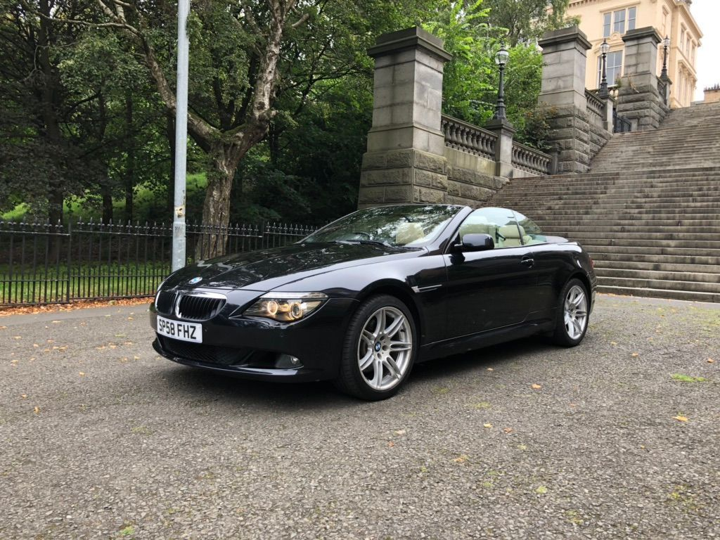 BMW 6 SERIES Convertible 3.0 635d Sport Edition 2dr