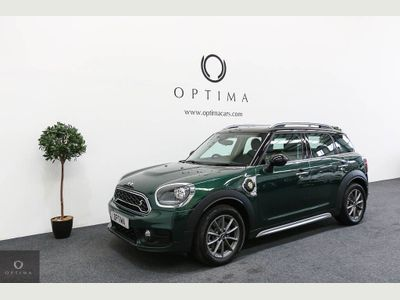 MINI COUNTRYMAN Hatchback 1.5 7.6kWh Cooper SE Auto ALL4 (s/s) 5dr