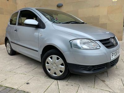 VOLKSWAGEN FOX Hatchback 1.4 Urban 3dr