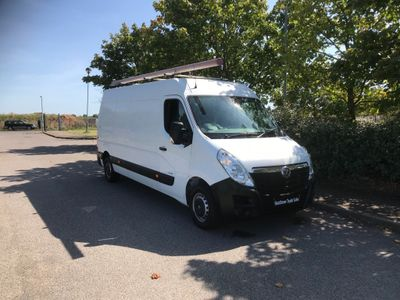 VAUXHALL MOVANO Panel Van 2.3 CDTI 16v 3500 Medium Roof Van 4dr (EU5)