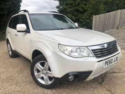 SUBARU FORESTER SUV 2.0 XS 5dr