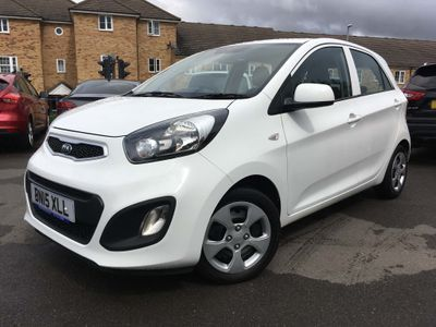 KIA PICANTO Hatchback {Edition unlisted}