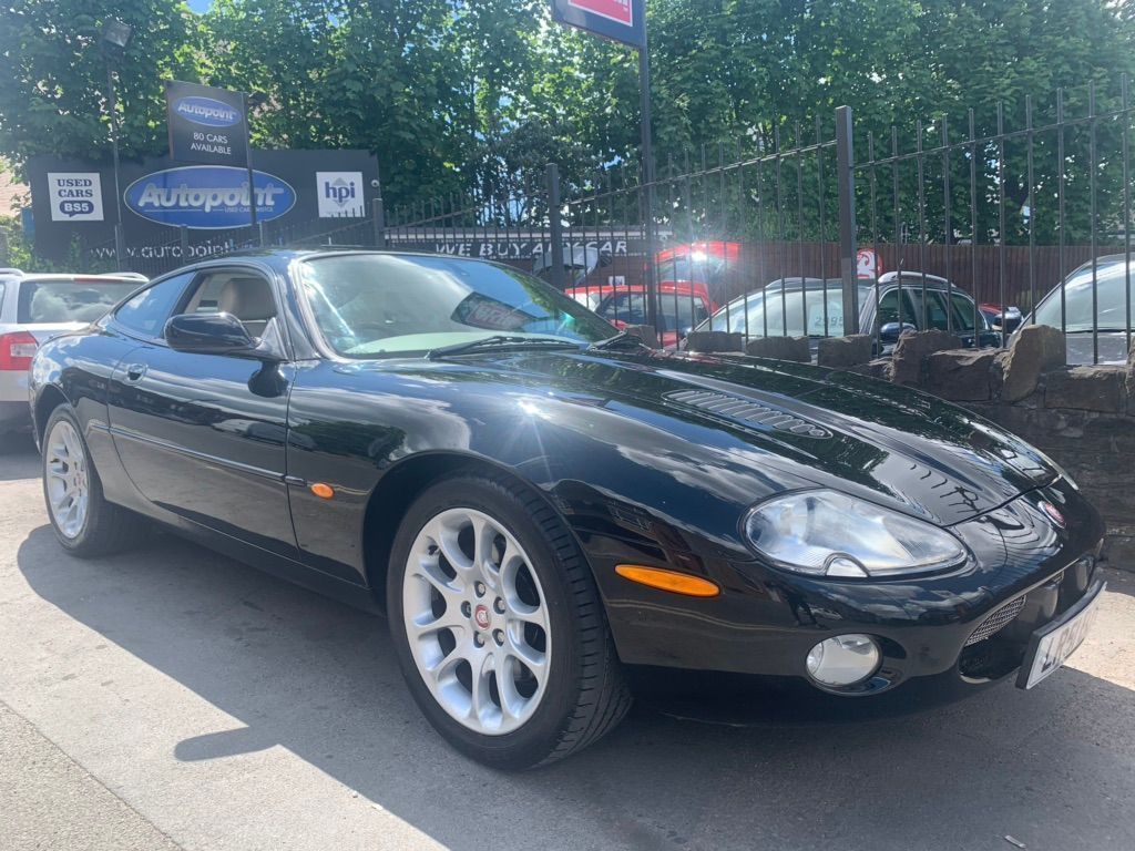 JAGUAR XKR Convertible 4.0 100 Limited Edition 2dr