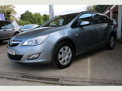 VAUXHALL ASTRA Estate 1.7 CDTi 16v Exclusiv 5dr