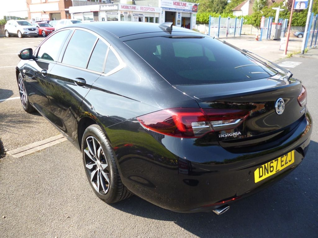 Used Vauxhall Insignia Hatchback 2 0 Turbo D Blueinjection