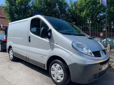 RENAULT TRAFIC Other 2.0 dCi SL27 Phase 3 Panel Van 4dr (Nav)