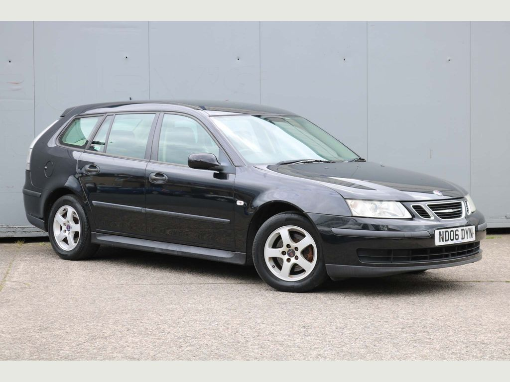 SAAB 9-3 Estate 1.9 TiD Linear SportWagon 5dr