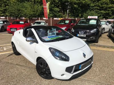 RENAULT WIND Convertible 1.2 TCe Collection 2dr (Euro 5)