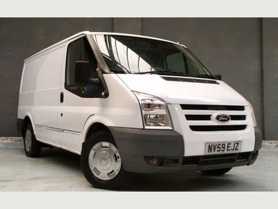 FORD TRANSIT Panel Van 2.2 TDCi 260 S Trend Low Roof Panel Van 5dr (SWB)