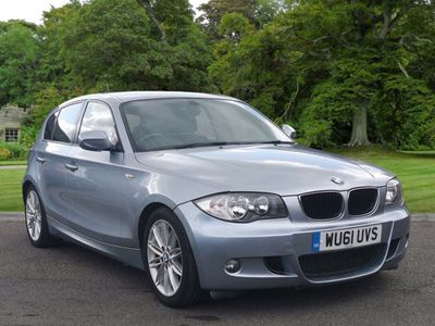 BMW 1 SERIES Hatchback 2.0 118d M Sport Sports Hatch 5dr