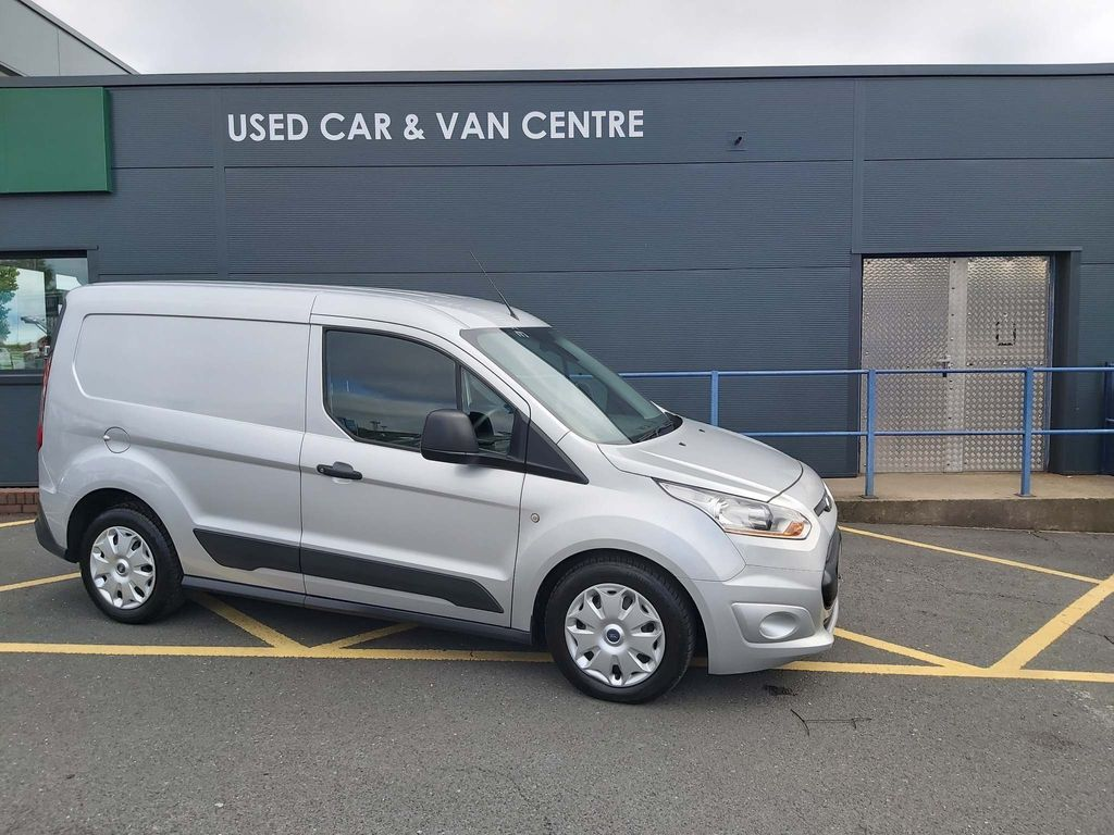 FORD TRANSIT CONNECT Panel Van L1 TREND **A/C** F.F.S.H.