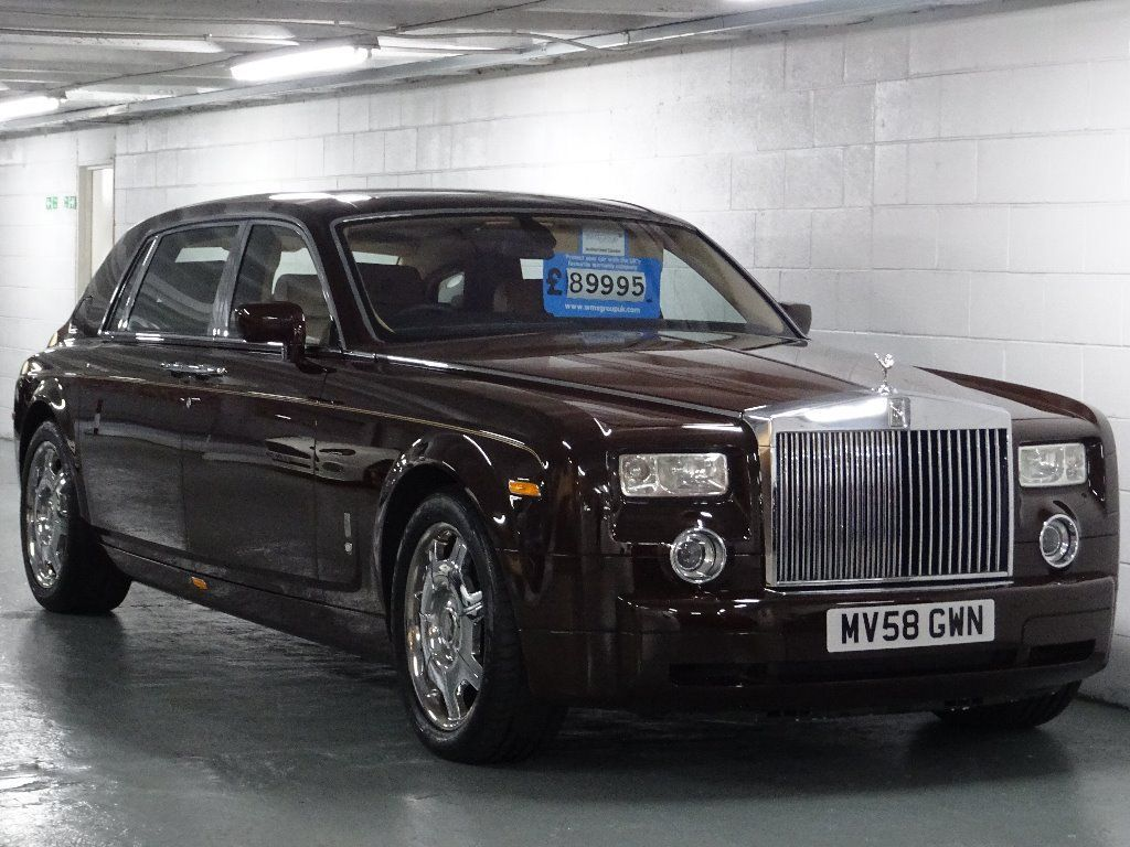 ROLLS-ROYCE PHANTOM Other 6.7 EWB Limousine 4dr