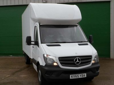 MERCEDES-BENZ SPRINTER Luton 2.1 CDI BlueEFFICIENCY 313 Luton 2dr (LWB)