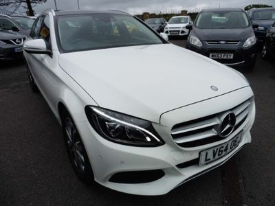 MERCEDES-BENZ C CLASS Estate 2.1 C220 CDI BlueTEC Sport (Premium) 7G-Tronic Plus (s/s) 5dr