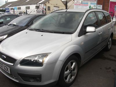 FORD FOCUS Estate 1.6 TDCi DPF Zetec Climate 5dr