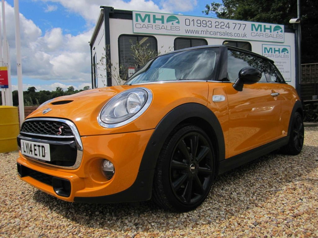 MINI HATCH Hatchback 2.0 Cooper S Auto (s/s) 3dr