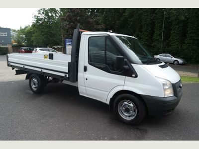 FORD TRANSIT Chassis Cab 2.2 TDCi 350 EF Chassis Cab 2dr (EU5, SRW, Extended Frame)