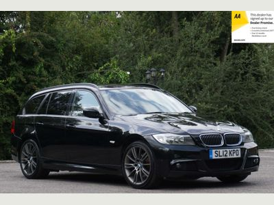 BMW 3 SERIES Estate 2.0 318i Sport Plus Touring 5dr
