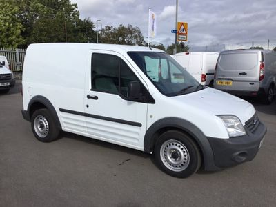 FORD TRANSIT CONNECT Panel Van 1.8 TDCi T220 SWB Panel Van 4dr