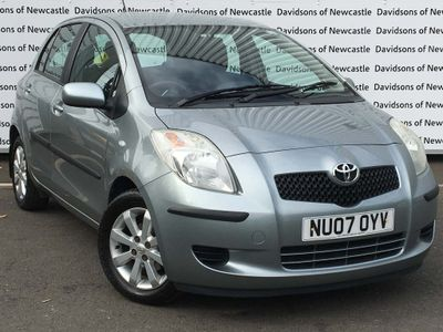 TOYOTA YARIS Hatchback 1.3 Zinc Multimode 5dr