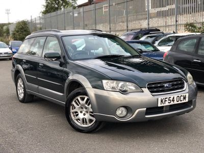 SUBARU OUTBACK Estate 2.5 5dr