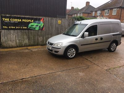 VAUXHALL COMBO Other 1.3 CDTi 16v 1700 SE Panel Van 3dr