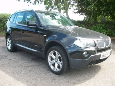 BMW X3 SUV 2.0 20d SE Exclusive Edition xDrive 5dr