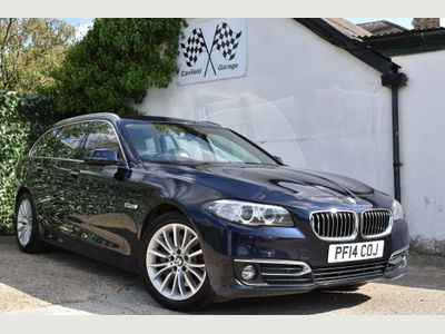 BMW 5 SERIES Estate 2.0 528i Luxury Touring 5dr