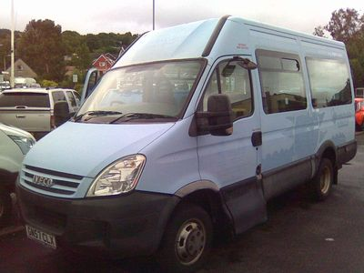 IVECO DAILY Unlisted 2.3TDI Minibus 10 seater