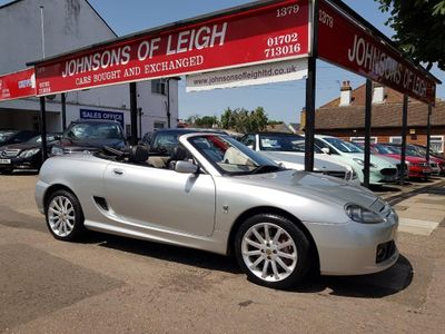 MG TF Convertible 1.8 Sunstorm SE 2dr