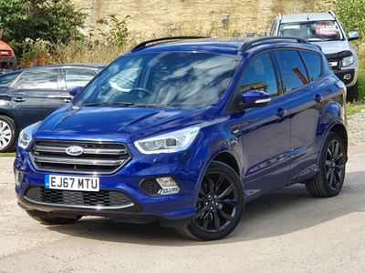 FORD KUGA SUV 2.0 TDCi ST-Line X Powershift 4WD (s/s) 5dr